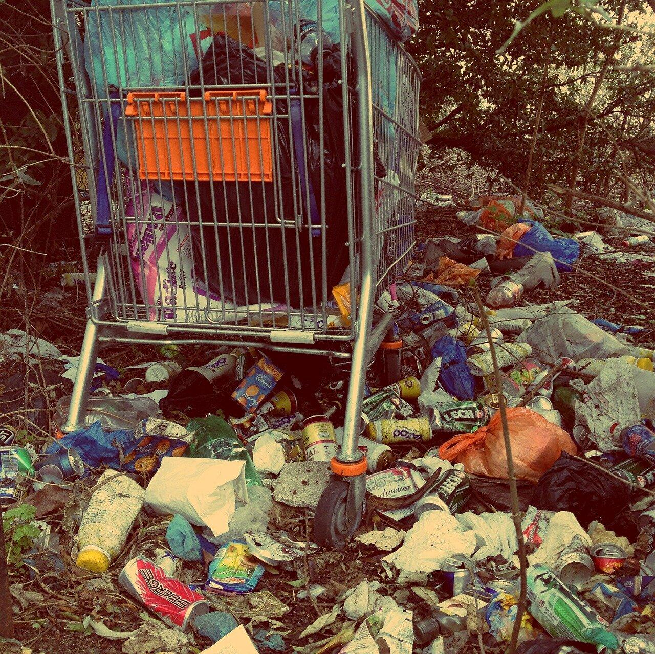 Segreguj śmieci! Rozdrabnianie odpadów – mielenie odpadów
