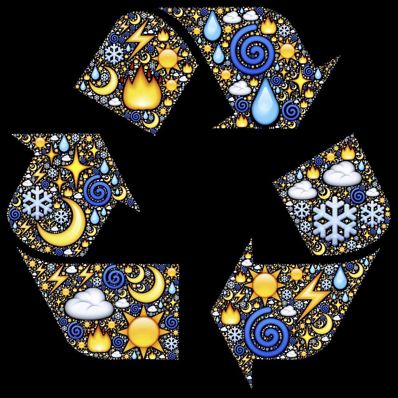 Proces wytłaczania – wytłaczarki dwuślimakowe. Etapy recyklingu
