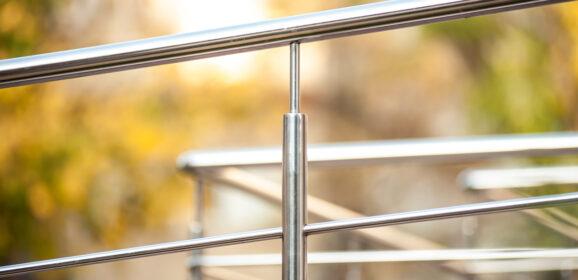 Balustrady nierdzewne balkonowe